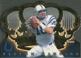 1998 Crown Royale #54 Peyton Manning Rookie