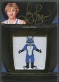 2011/12 Exquisite Collection #VLB Larry Bird UD Black College Vault Patch Auto #49/60