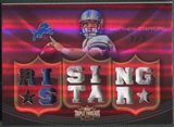 2010 Topps Triple Threads #TTR147 Matthew Stafford Relic Ruby Patch #3/3