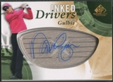 2014 SP Game Used #IDNG Natalie Gulbis Inked Drivers Auto