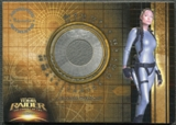 2003 Lara Croft Tomb Raider #PW2 Angelina Jolie The Cradle of Life Pieceworks Wet Suit