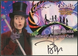 2005 Charlie and the Chocolate Factory #8 Johnny Depp as Willy Wonka Auto