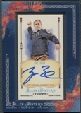 2011 Topps Allen and Ginter #GWB George W. Bush Auto