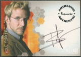 2002 Alias Season One #A4 Bradley Cooper as Will Tippin Auto