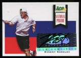 2013 Leaf Ace Authentic Grand Slam National Pride Autographs #NPEK1 Evgeny Korolev Autograph