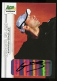 2013 Leaf Ace Authentic Grand Slam #BASG1 Santiago Gonzalez Autograph