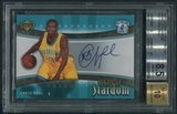 2005/06 Upper Deck Trilogy #CP Chris Paul Signs of Stardom Rookie Auto BGS 8.5