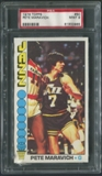 1976/77 Topps Basketball #60 Pete Maravich PSA 9 (MINT) *0985
