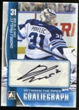 2013-14 In the Game Between the Pipes Autographs #AAR Antti Raanta Autograph