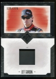 2014 Press Pass Total Memorabilia Single Swatch Silver #TMJG Jeff Gordon Tire 125/275