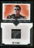2014 Press Pass Total Memorabilia Single Swatch Silver #TMTS Tony Stewart Tire 217/275