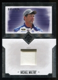 2014 Press Pass Total Memorabilia Single Swatch Silver #TMMW Michael Waltrip Firesuite 45/275