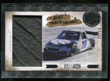 2014 Press Pass Total Memorabilia Dirt Track Treads Silver #DTTKL Kyle Larson's Truck 85/99