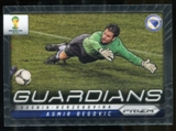2014 Panini Prizm World Cup Guardians #4 Asmir Begovic