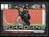2014 Panini Prizm World Cup Guardians #21 Iker Casillas