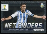 2014 Panini Prizm World Cup Net Finders #2 Lionel Messi