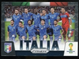2014 Panini Prizm World Cup Team Photos #22 Italia Italy