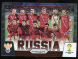 2014 Panini Prizm World Cup Team Photos #28 Rossija