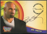 2003 Looney Tunes Back in Action #A5 Bill Goldberg as Mr. Smith Auto