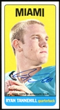 2013 Topps Archives 1965 Autographs #65TBART Ryan Tannehill 4/25