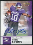 2011 Upper Deck Sweet Spot Autographs #31 Cecil Shorts RC