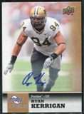 2011 Upper Deck Sweet Spot Autographs #44 Ryan Kerrigan RC