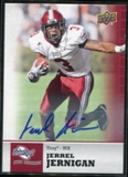 2011 Upper Deck Sweet Spot Autographs #58 Jerrel Jernigan RC