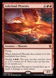Magic the Gathering Khans of Tarkir Single Ashcloud Phoenix NEAR MINT (NM)