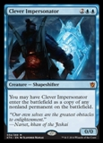 Magic the Gathering Khans of Tarkir Single Clever Impersonator Foil NEAR MINT (NM)