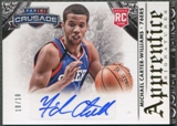 2013/14 Panini Crusade #25 Michael Carter-Williams Apprentice Signatures Gold Rookie Auto #10/10