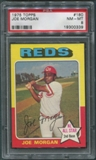 1975 Topps Baseball #180 Joe Morgan PSA 8 (NM-MT) *0339