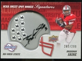 2011 Upper Deck Sweet Spot Rookie Signatures Variations #RSBS Brandon Saine Autograph /299