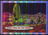2013 Topps 75th Anniversary Rainbow Foil #14 Space Cards