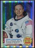 2013 Topps 75th Anniversary Rainbow Foil #53 Man on the Moon