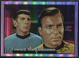 2013 Topps 75th Anniversary Rainbow Foil #65 Star Trek