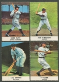 1961 Golden Press Baseball Complete Set (NM)