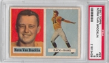 1957 Topps Football #22 Norm Van Brocklin PSA 5 (EX) *3439