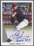 2013 Leaf Memories #MA1 Mark Appel Rookie Auto