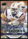 2012 Upper Deck Rookie Autographs #75 Tim Benford Autograph