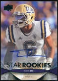 2012 Upper Deck Rookie Autographs #142 Tony Dye Autograph