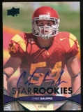 2012 Upper Deck Rookie Autographs #215 Chris Galippo Autograph