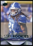 2012 Upper Deck Rookie Autographs #70 Winston Guy Autograph
