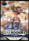 2012 Upper Deck Rookie Autographs #63 Brian Reader Autograph