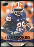 2012 Upper Deck Rookie Autographs #56 Antwon Bailey Autograph