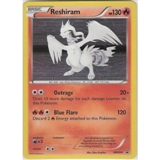 Pokemon Black & White Single Reshiram BW004