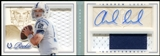 2012 Panini Playbook Gold #178 Andrew Luck RC Jersey Patch Autograph 43/49