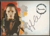 2003 Alias Season Two #A8 Jennifer Garner as Sydney Bristow Auto