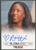 2013 True Blood Archives #23 Rutina Wesley as Tara Thornton Auto