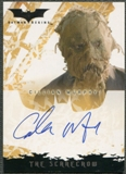 2005 Batman Begins Movie #1 Cillian Murphy as The Scarecrow Auto