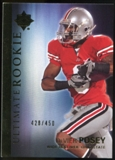 2012 Upper Deck Ultimate Collection #18 DeVier Posey /450